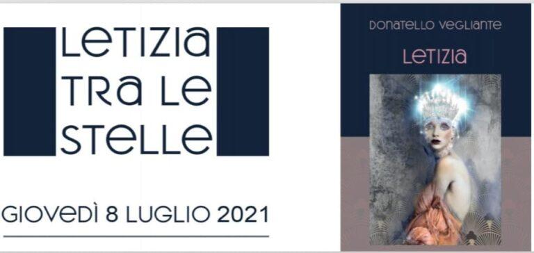 """Read more about the article """"Letizia tra le Stelle"""" – evento presso l'Agriturismo La Vigna a Cadenazzo 8 luglio 2021"""