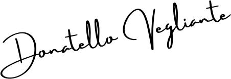 Logo Donatello Vegliante